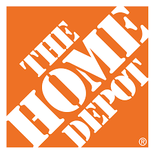 The Home Depot logo