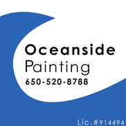 Oceanside Painting Logo