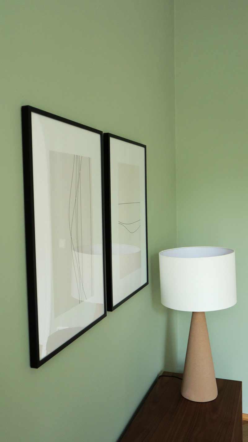 Bilder Green Room