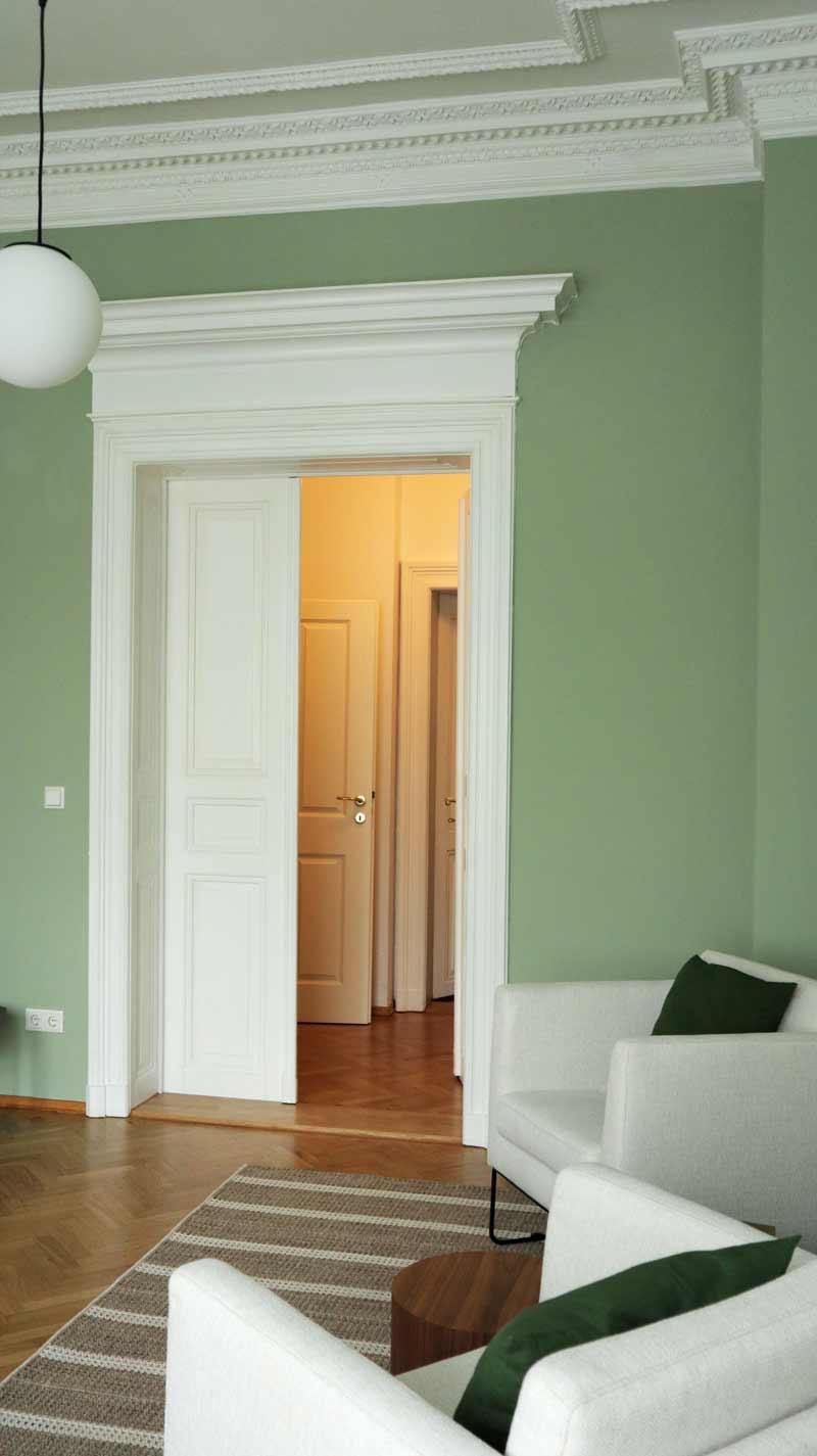 Türen Green Room