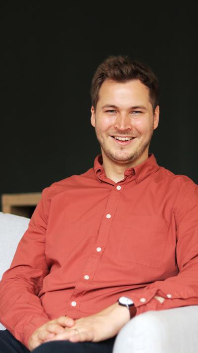 Björn Bell Portrait