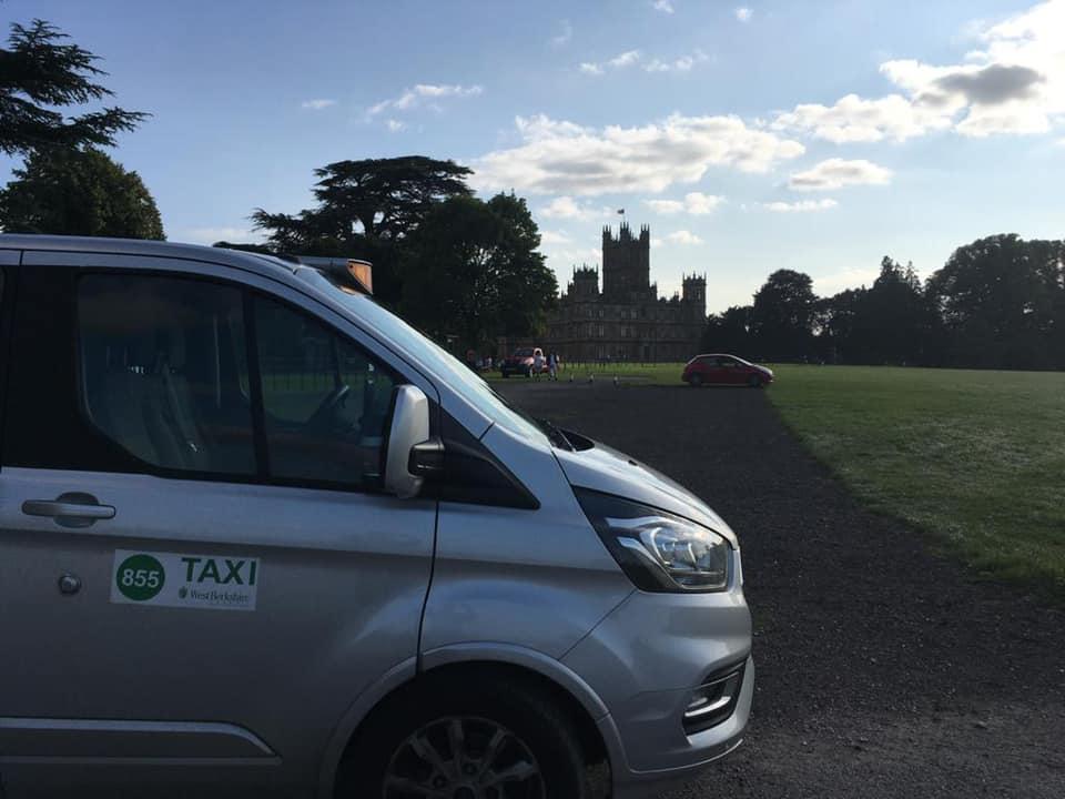 Local Taxi Service in Newbury, Berkshire