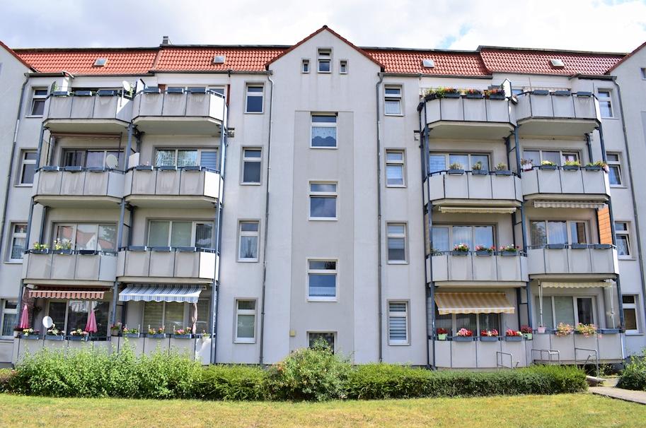RESERVIERT - Mehrfamilienhaus in Halberstadt