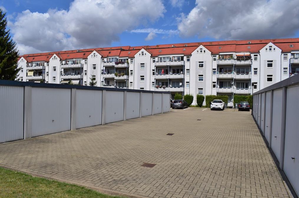 Reserviert - Garagen und Stellplätze Halberstadt