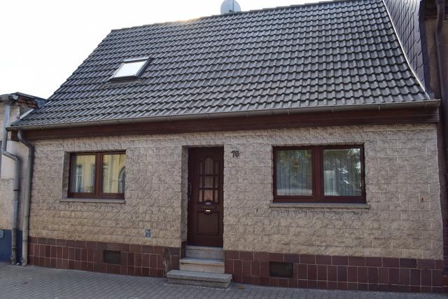 +++ RESERVIERT+++ Kleines Haus - fairer Preis (Aschersleben)