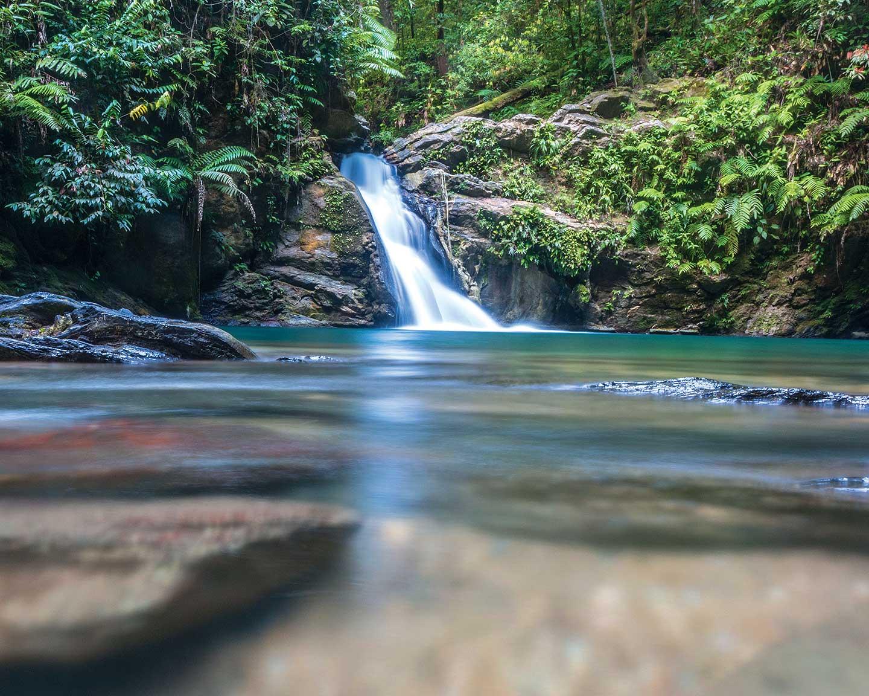 Waterfalls in Trinidad & Tobago