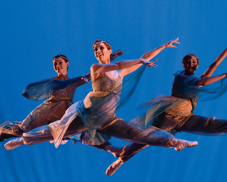 Pas De Deux The Bentley Potter School Of Dance Paul Hadden