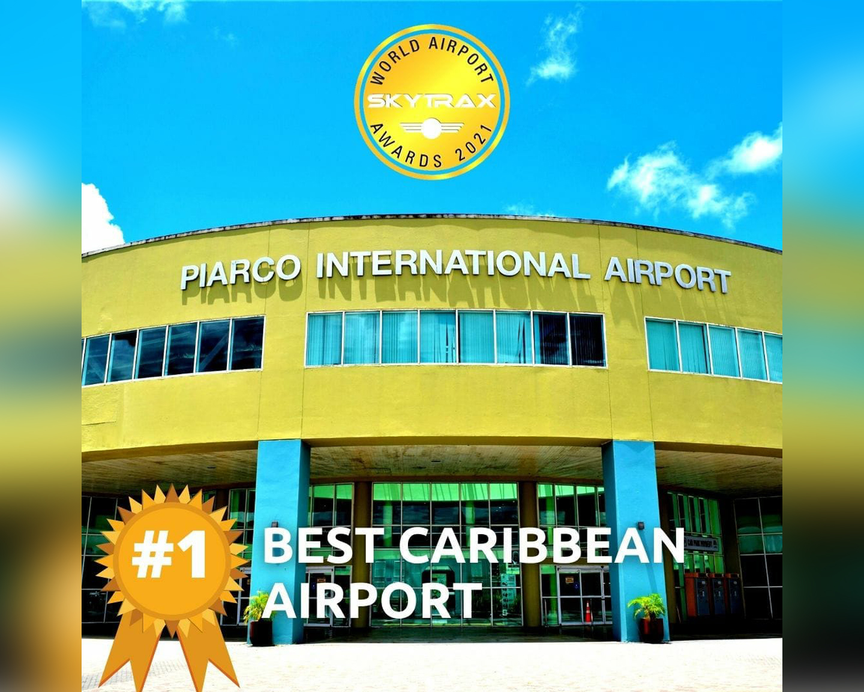 Piarco internation airport award
