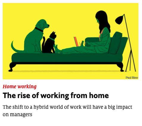 Economist headline