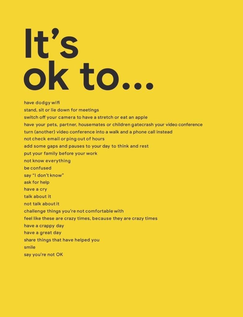 Google Wellbeing Manifesto image