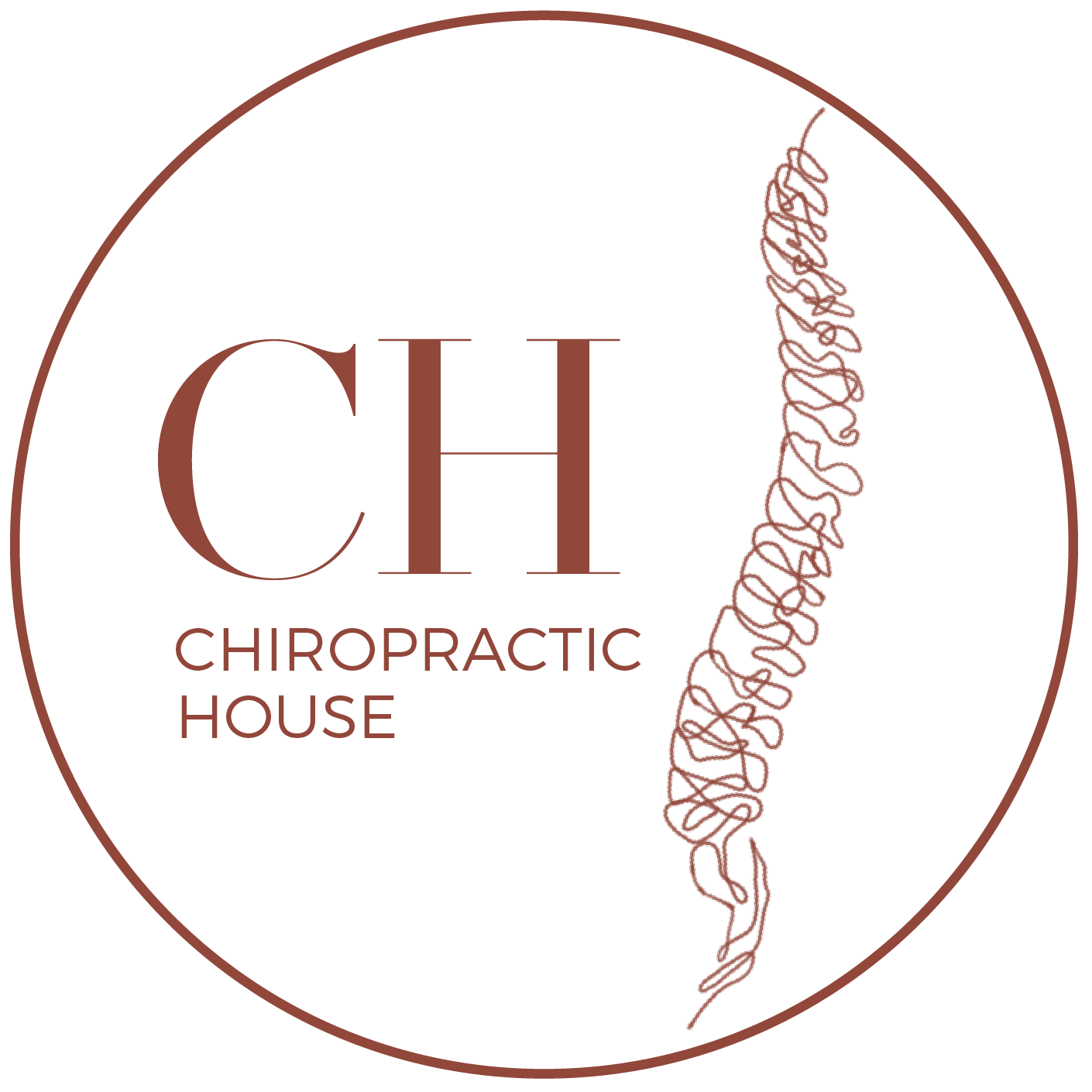 chiropractic house north kiara logo