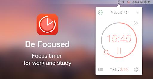 Be Focused Pro « Mac App Deals & Mac App Store Discounts — Two Dollar  Tuesday