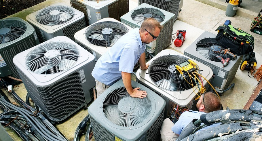 Can I Save Buying a New Air Conditioning Unit?