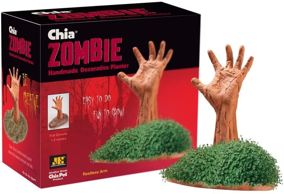 Zombie Chia Planter