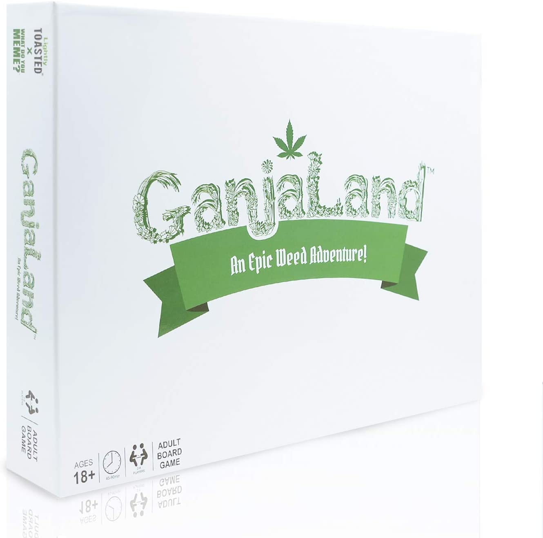 Ganja Board Game