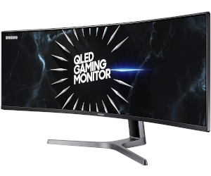 "49"" Curved Gaming Monitor"