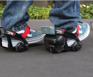 Electric Heel Skates