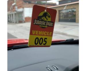 Jurassic Park Air Freshener