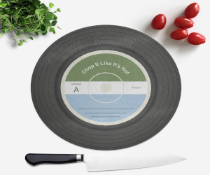 Vinyl Chopping Board