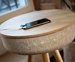 Bluetooth Speaker Table