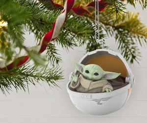 Baby Yoda Bauble