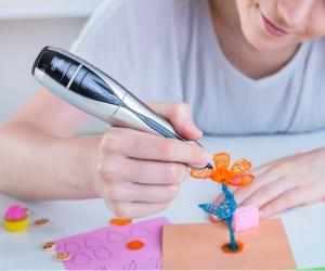 Cordless 3D Printing Pen