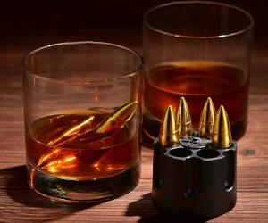 Bullet Whisky Stones
