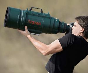 Ultra Telephoto Zoom Lens