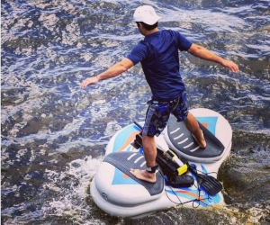 Inflatable Motorized Water Board