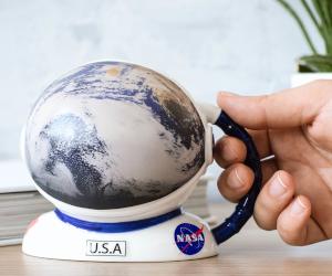 NASA Heat Changing Mug