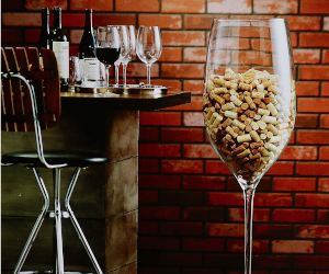 46 Inch Tall Wine Glass