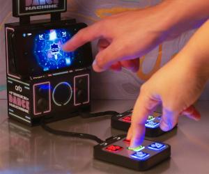 Retro Finger Dancing Game