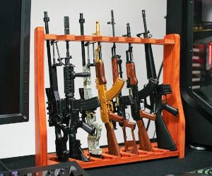 Mini Die Cast Guns
