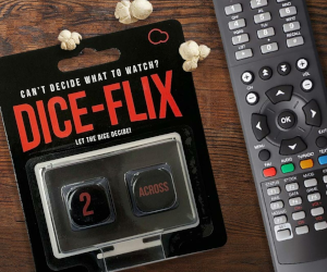 Dice-Flix Decision Maker