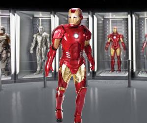 Supreme Iron Man Suit