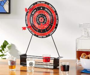 Shot Glass Darts Bar