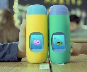 Interactive Water Bottle