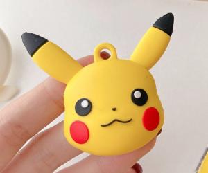 Pikachu AirTag Case