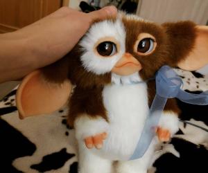Realistic Gizmo Doll