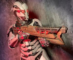 Progenitor Robot Costume