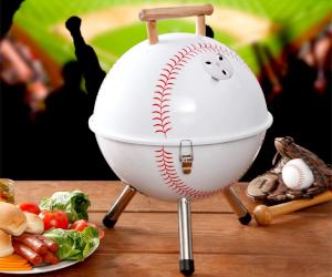 Baseball BBQ Grill