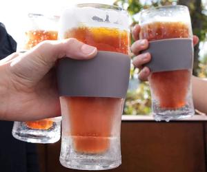 Freezable Beer Glass
