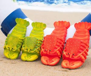 Lobster Sandals
