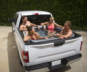 Inflatable Truck Bed Pool