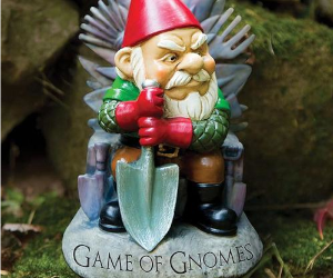 Game of Gnomes Ornament