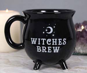 Witches Cauldron Mug