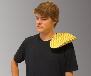 A Chip On Your Shoulder Costume