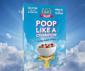 Poop Like a Champion