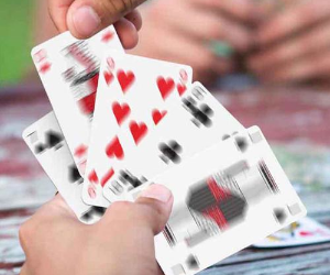 Drunk Playing Cards