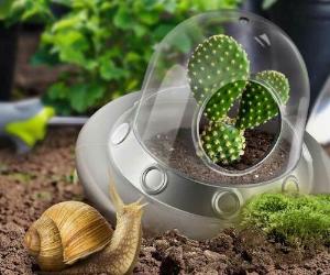 UFO Planter